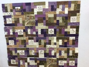 Bridgets quilt
