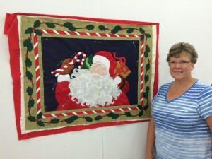 Marcia's Santa