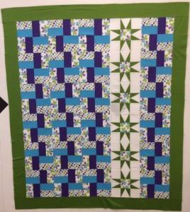 Virginia's quilt
